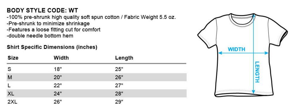 Women's Short-Sleeve T-Shirt (WT)