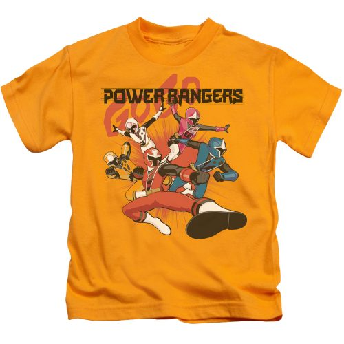 POWER RANGERS - ATTACK-SS JUVENILE 18-1-GOLD